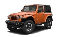 Завести автомобиль Jeep Wrangler Jl