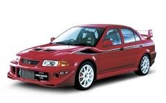 Mitsubishi Lancer Evo Vi Evolution Tme