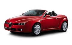 Ремонт замков зажигания Alfa Romeo Spider
